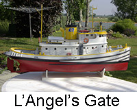 Mini angel s gate